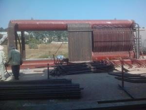 Chế tạo lò hơi Biomass công suất 20 tấn/h